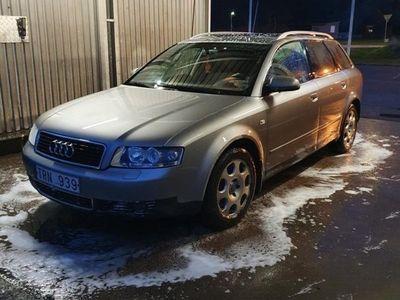 begagnad Audi A4 Avant 1.8