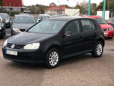 begagnad VW Golf 5-dörrar 2.0 TDI 4Motion Design 140hk
