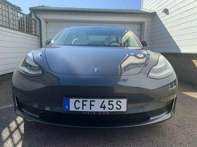 begagnad Tesla Model 3
