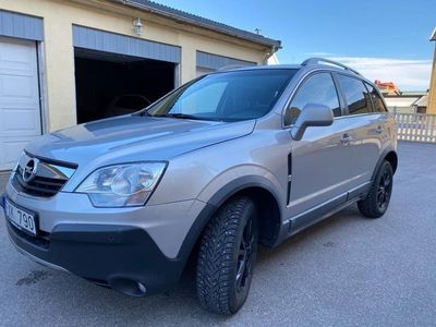 begagnad Opel Antara 2.4
