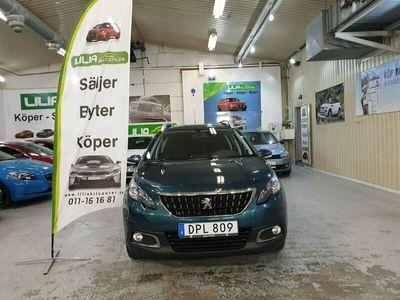 begagnad Peugeot 2008 1.2 VTi Euro 6 82hk