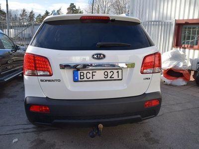 begagnad Kia Sorento 2,2 CRDI Executive 4WD/AUTO/SKIN -12