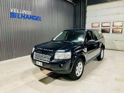 begagnad Land Rover Freelander 2.2TD4/4WD/AUTOMAT