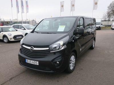 gebraucht Opel Vivaro Combi L2H1 1.6 CDTI 125HK/9Sits