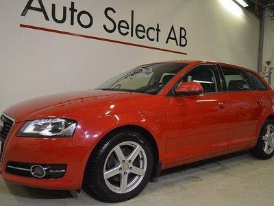 begagnad Audi A3 1.4 TFSI / Ambition / 125hk