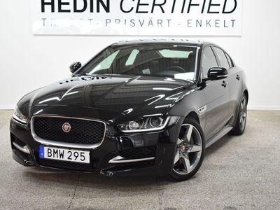 gebraucht Jaguar XE 2.0 I4 RWD R-SPORT 200HK