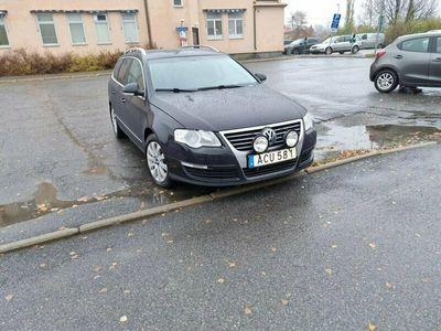 begagnad VW Passat Variant 2.0 FSI 4Motion