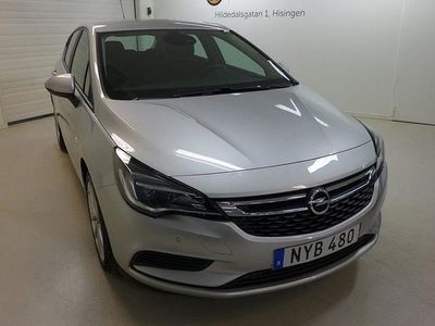 begagnad Opel Astra Enjoy 5d 1.4T /125 hk Halvkombi