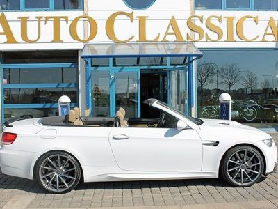 begagnad BMW M3 Cabriolet 4.0