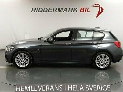 begagnad BMW 118 i 5-door M Sport PDC Nyservad EU6 136hk