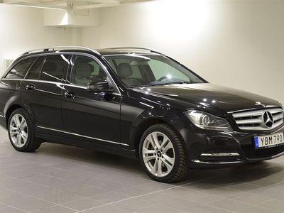 begagnad Mercedes C220 CDI AUT KOMBI AVANTGARDE -12