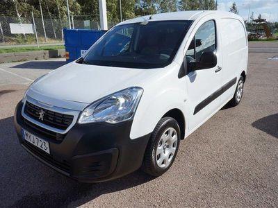 begagnad Peugeot Partner Van 1.6 BlueHDi Manuell, 75hk -16
