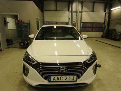 begagnad Hyundai Ioniq Hybrid 1.6 DCT.
