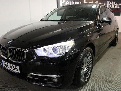 begagnad BMW 535 Gran Turismo i luxury 306 hk euro 6