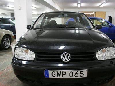 brugt VW Golf 3-dörrar 1.6 100hk -99