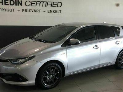 begagnad Toyota Auris 1.8 HSD 99hk