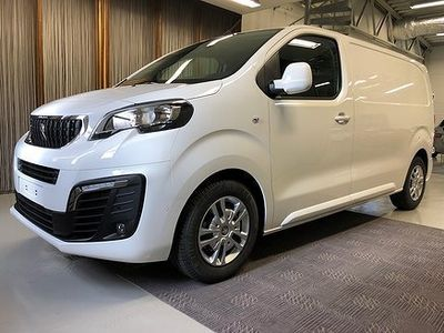 begagnad Peugeot Expert PRO+ L2 2.0 BlueHDi AUT Euro 6 180HK Dieselvärmare