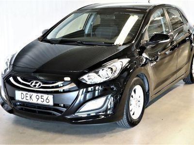 begagnad Hyundai i30 5d 1.6 CRDi M6 GO Eco