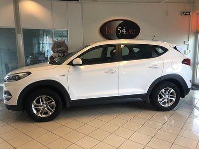 begagnad Hyundai Tucson 1.6 GDI Euro 6 135hk/Vhjul