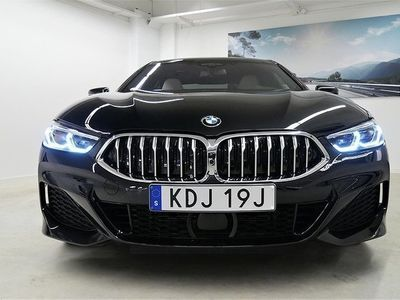 begagnad BMW 840 d xDrive Gran Coupe M Sport, Glastaklucka, Driving Assisant