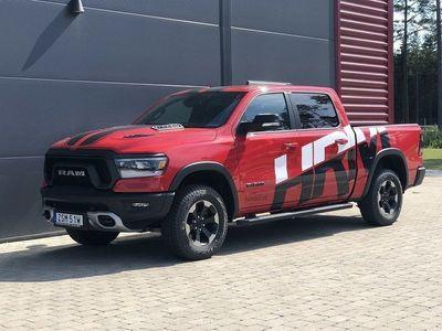 begagnad Dodge Ram Rebel / Luftfjädring -DEMO