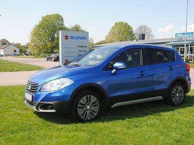 begagnad Suzuki SX4 S-Cross 1.6 DDiS 4WD Exlusive euro 6