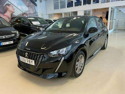 begagnad Peugeot 208 1.2 PureTech 75hk Active