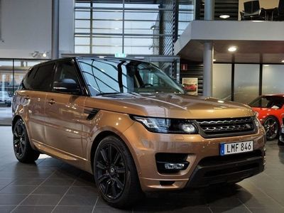begagnad Land Rover Range Rover Sport SDV8 Autobiography