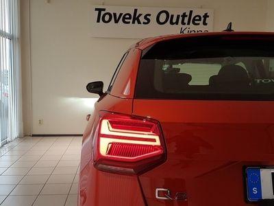 begagnad Audi Q2 1.0 TFSI 116HK STR SPORT