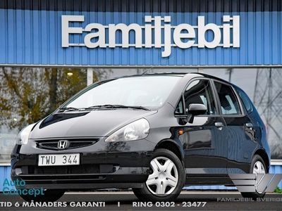 begagnad Honda Jazz 1.4 (83hk)1-ägare/13000mil/Kamkedja/Sv-Såld