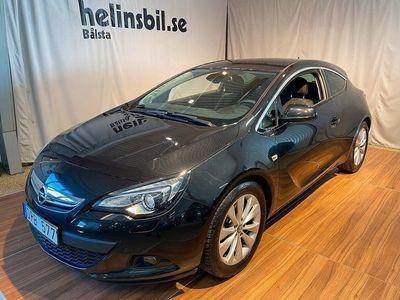 begagnad Opel Astra GTC 1.6 Turbo ECOTEC Sport (180hk)