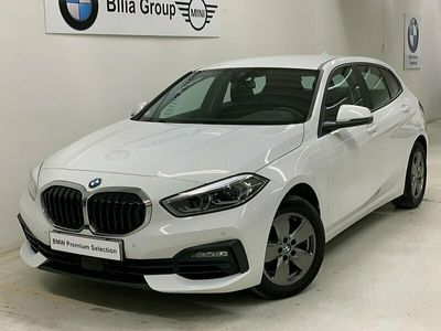 begagnad BMW 118 i Aut Advantage   Komfortöppning   Aut. bakluckeöppning   2020, Halvkombi Pris 257 900 kr