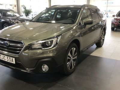 begagnad Subaru Outback SUMMIT 2.5 4WD AUT