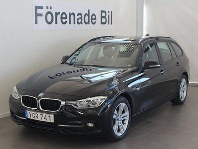 begagnad BMW 318 d Touring Sport Line Aut