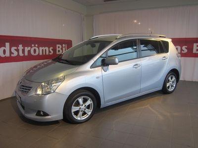 begagnad Toyota Verso 1.8 7-sits 147hk, Executive, Vinterhjul