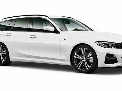begagnad BMW 320 d xDrive Touring MHEV