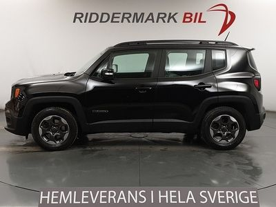 begagnad Jeep Renegade 1.4 MultiAir 2WD (140hk) Longitude