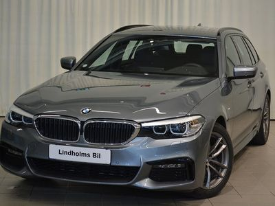 begagnad BMW 520 d xDrive Touring Automat, M-paket Connected