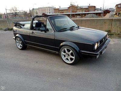 begagnad VW Golf Cabriolet