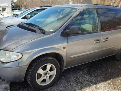 begagnad Chrysler Grand Voyager CRD