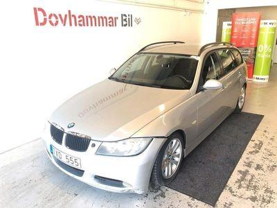 begagnad BMW 320 d Touring Advantage Obesiktigad