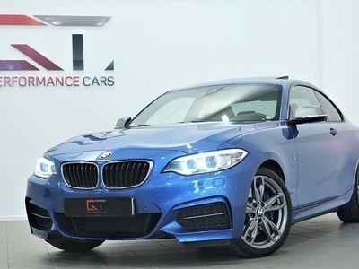 begagnad BMW M240 xDrive Coupé Taklucka Navi H&K