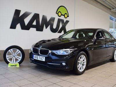 begagnad BMW 320 d xDrive Sport Line Navi Drag (190hk)