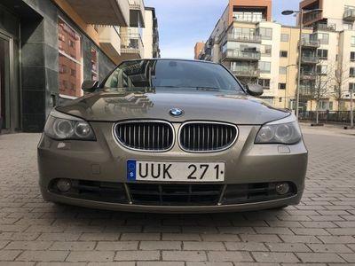 begagnad BMW 545 i sedan sport -04