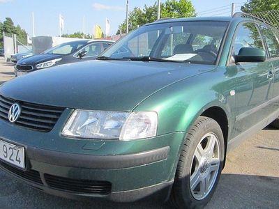 begagnad VW Passat 1.8 Turbo Variant 150 hk Kombi 2000