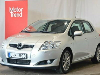 begagnad Toyota Auris 1.6 Dual VVT-i
