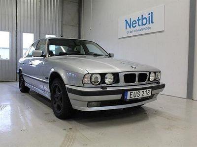begagnad BMW 518 i Sedan. E34 Vhjul 115hk