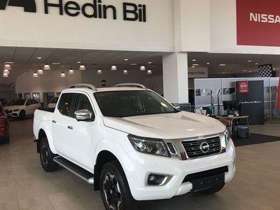 begagnad Nissan Navara TEKNA 2.3 190HK NYA FACE LIFT