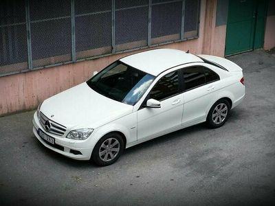 begagnad Mercedes C180 204CGI