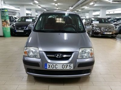 begagnad Hyundai Atos Prime 1.1 2006, Halvkombi 24 900 kr